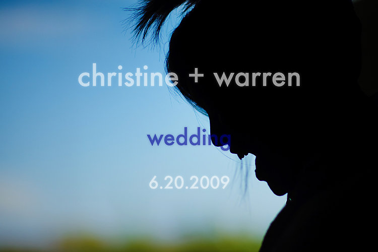 Christine & Warren